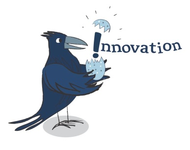 innovation-crow