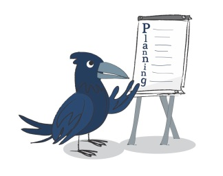 planning-crow