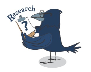 research-crow