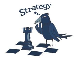 strategy-crow