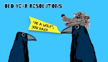 Old Year Resolutions